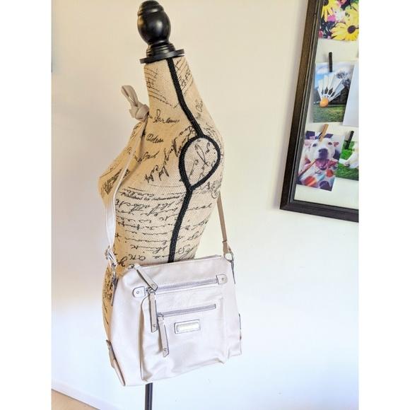 Rosetti Handbags - Cream Crossbody | Rosetti